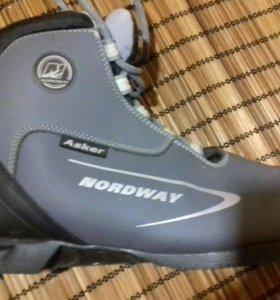 Ботинки лыжные Asker Norbway