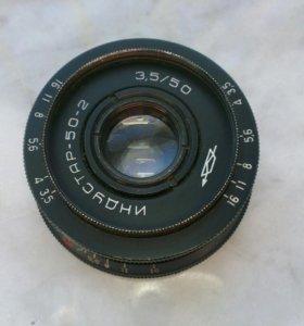 Объектив Индустар-50-2