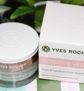 """Крем для лица """"Yves Rocher"""""""