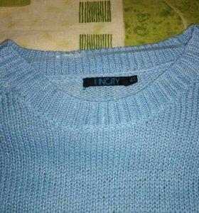Новый нежный свитер Инсити р.44