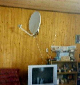 Настройка антенн телевизоров