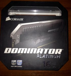CORSAIR DOMINATOR PLATINUM 16 GB