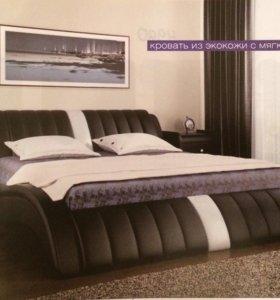 Кровать VIP класса. С подъёмным механизмом.