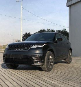 Land Rover Range Rover Velar, 2017