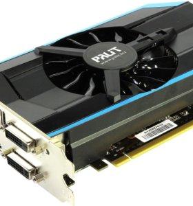 Nvidia GeForce 660 GTX 192b 2gb
