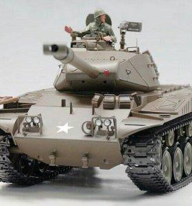 Радиоуправляемый танк Heng Long Bulldog 1:16
