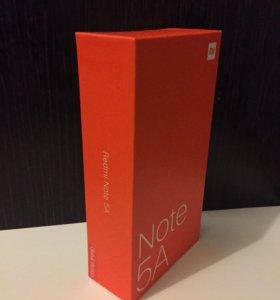 Xiaomi redmi note 5a Global 2/16 новые