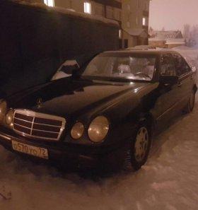 Мерседес E230