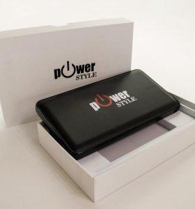Внешний аккумулятор PowerStyle 10 000 мАч