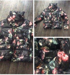 Куртка женская new yorker