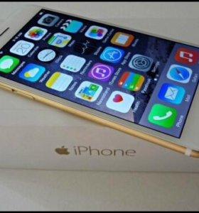 iPhone 6 64Гб gold