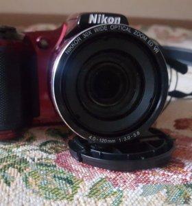 Фотоаппарат Nikon L120.