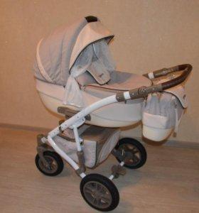 Детская коляска Verdi Vango 3 в 1 (зима-лето)