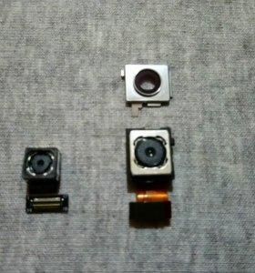 Камера на Sony Xperia XA1