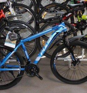 Новый велосипед!