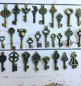 Ключики хэндмейд