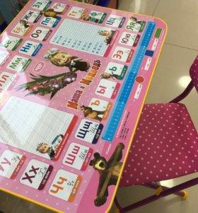 НОВЫЕ комплект стол+стул