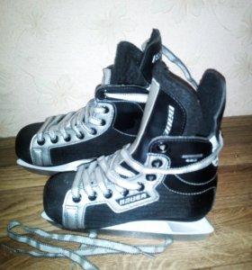 Коньки хоккейные детские bauer supreme 990