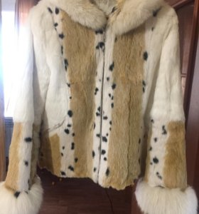Куртка из натурального меха