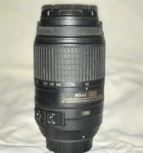 Nikon AF-S DX 55-300 f/4.5-5.6G ED VR