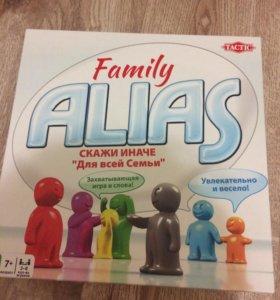 Alias, настольная игра