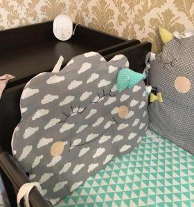 Постельный комплект для малыша
