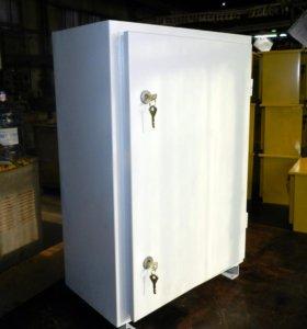 шкаф электрический металлический цельносварной
