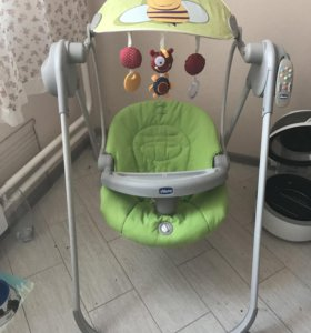 "Качели chicco ""polly swing up"""
