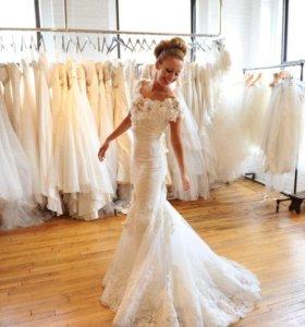 Платья и аксессуары для свадьбы, прокат