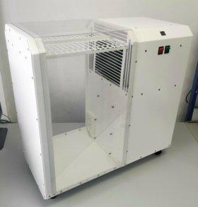Ice-box Корпус для майнинг фермы с охлаждением