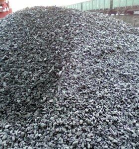 Уголь,Отсев, щебень,песок, чернозем