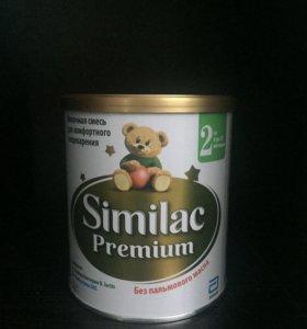 Молочная смесь Similac Premium 2