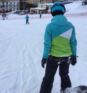 Куртка горнолыжная сноубордическая