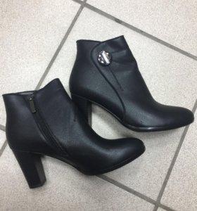 Новые женские ботиночки осень