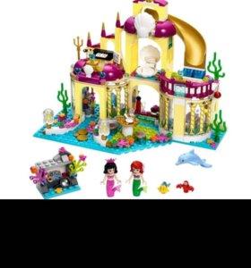 Лего замок