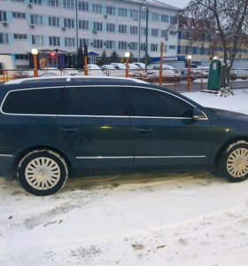 Volkswagen Passat 2.0 AT, 2007, универсал