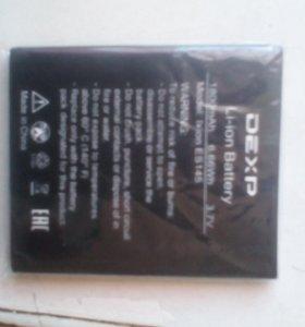 Батарея для смартфона DEXP ixion ES145