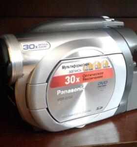 Продаю видеокамеру Panasonic VDR-D150