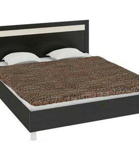 Кровать токио 1.6м