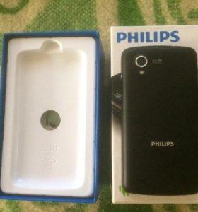 Телефон Филипс.