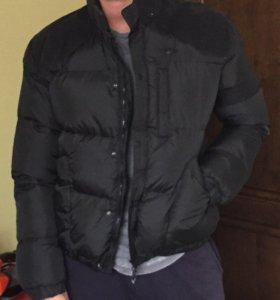 Мужская куртка Lacoste фэйк