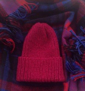 Шапки, шарфы и варежки на заказ