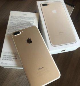 Айфон 7+ 128 gb