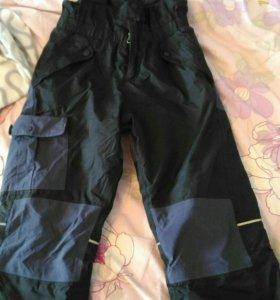 Зимние брюки