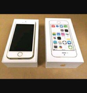 Новый iPhone 5s 16