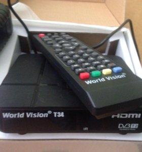 Приставка для цифрового ТВ