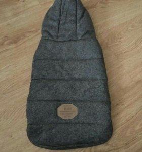 Куртка зимняя для собаки маленькой породы