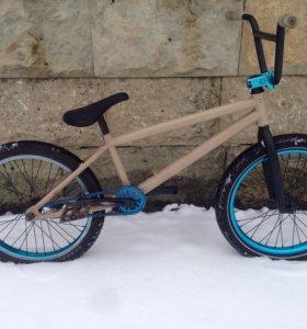 Bmx custom бмх велосипед кастом