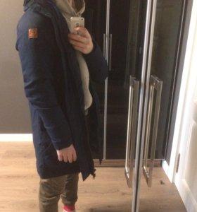 Пуховик Reebok куртка