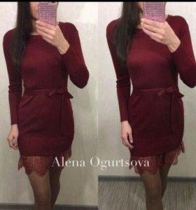 Платье 👗 свитерок